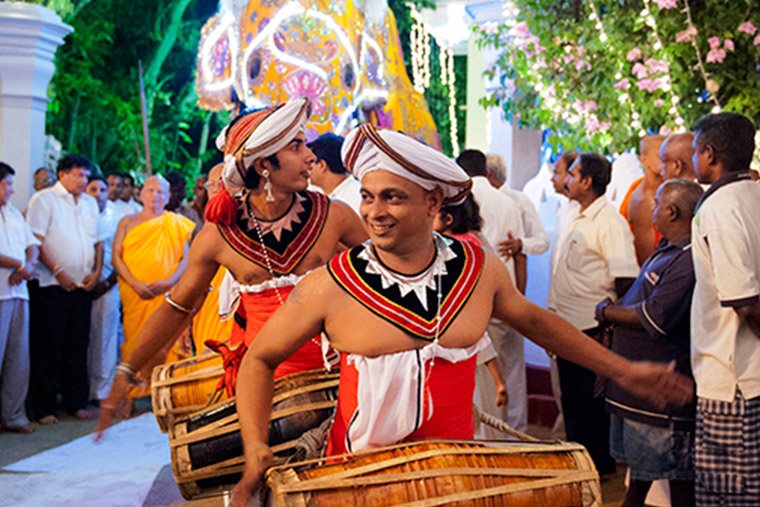 Sri Lankan festivals