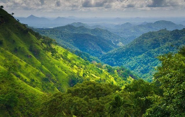 Discover the sri lanka countryside