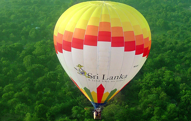 Discover Sri Lankan adventure holidays