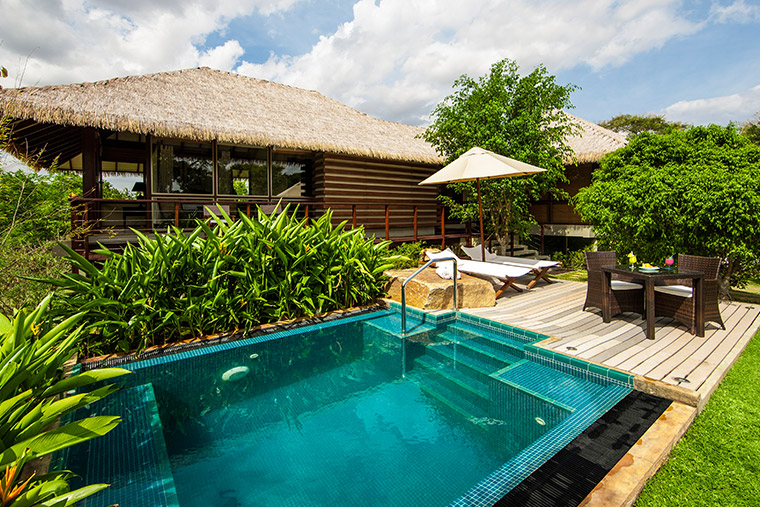 magical escapes complete with plunge pools, personal butlers and captivating experiences