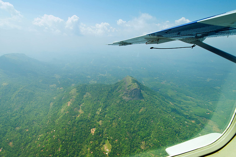 Discover this little known slice of paradise with a luxury private flight